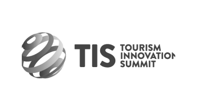 Logo of Tourism Innovation Summit, a supporter of MOGU
