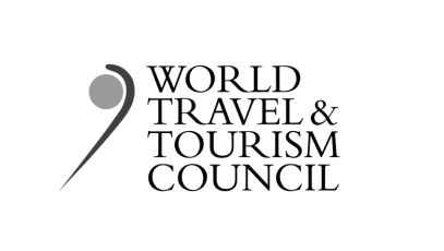 Logo of World Travel Tourism Council, a supporter of MOGU