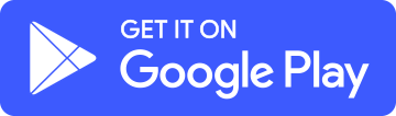 The logo of Google Play for downloading the application of MOGU