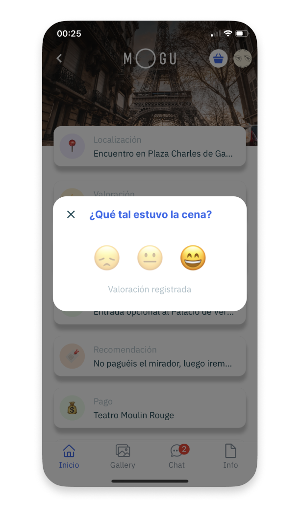 Collecting feedback from travelers in real-time.