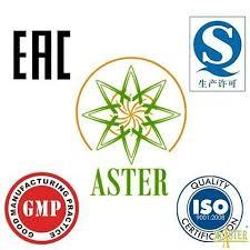 Кордицепс от международной компании Aster - преимущества и сертификаты