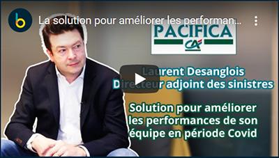 Laurent Desanglois interview lien vidéo