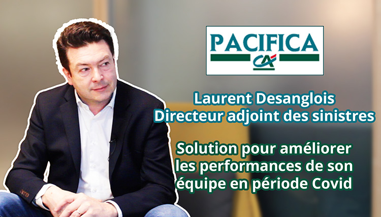 Laurent Desenglois en interview