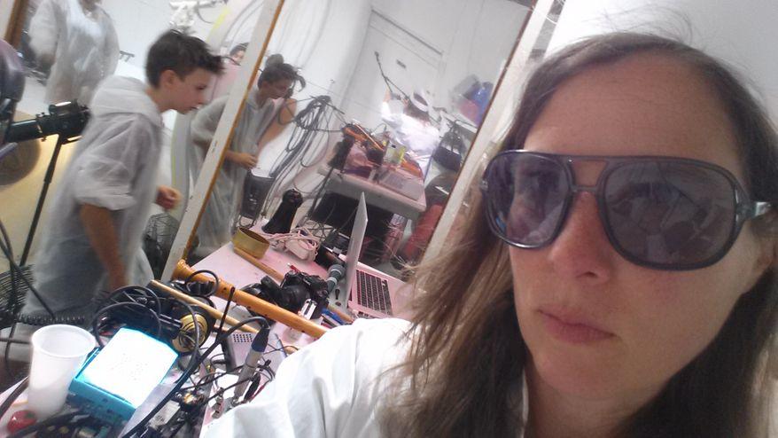 Silke Rudolph - Invité à EZB Laboratoire