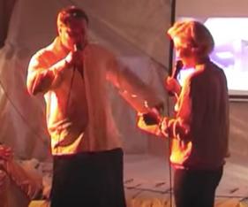 Silke Rudolph - Ich bin Kunst - Kaltstart Festival