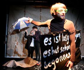 Silke Rudolph - Ich möchte gerne leben wie ein armer Mann mit einem Haufen Geld - Lichthof Theater