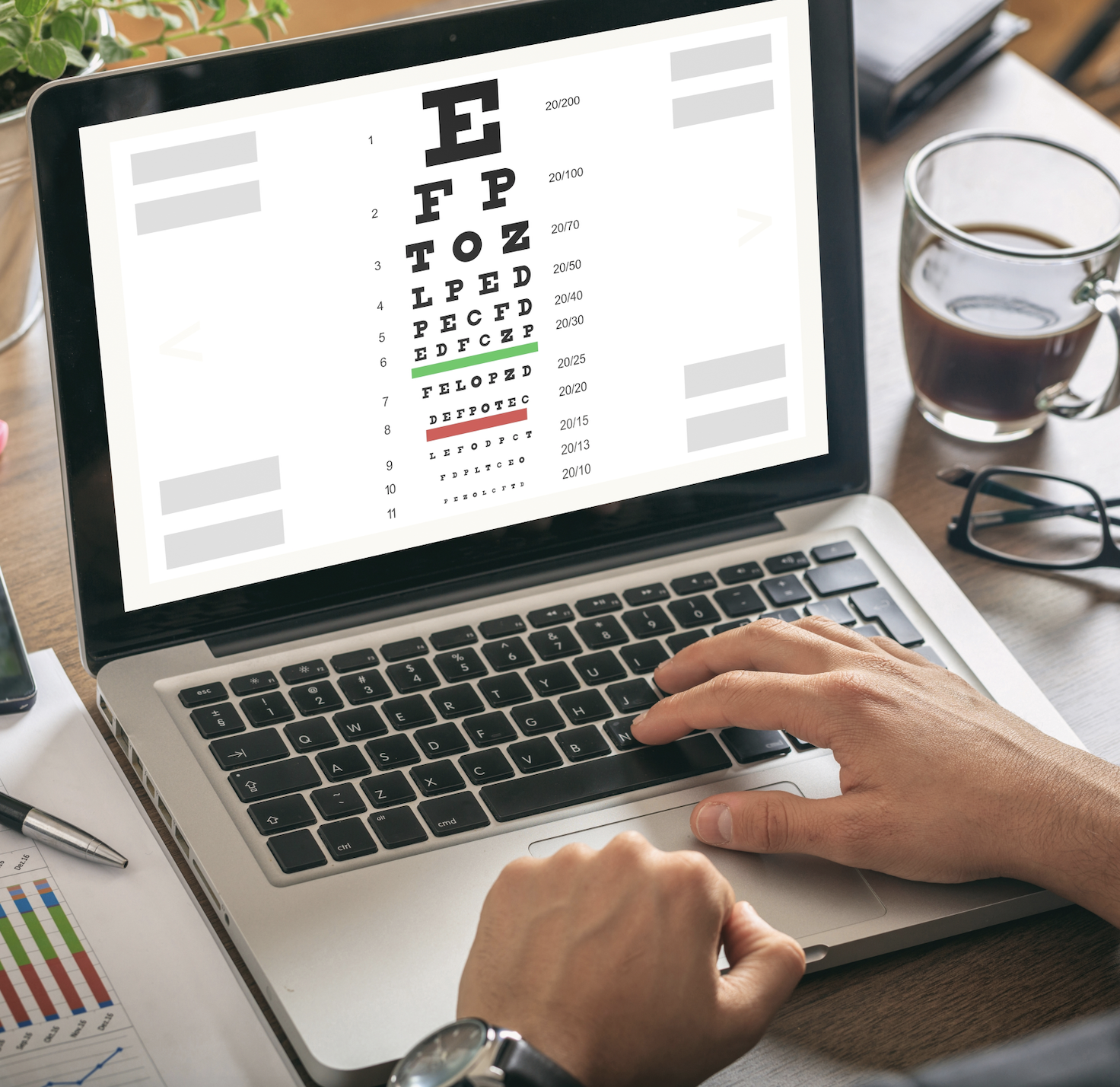 Are Online Vision Tests a Safe Way to Renew Your Prescription?