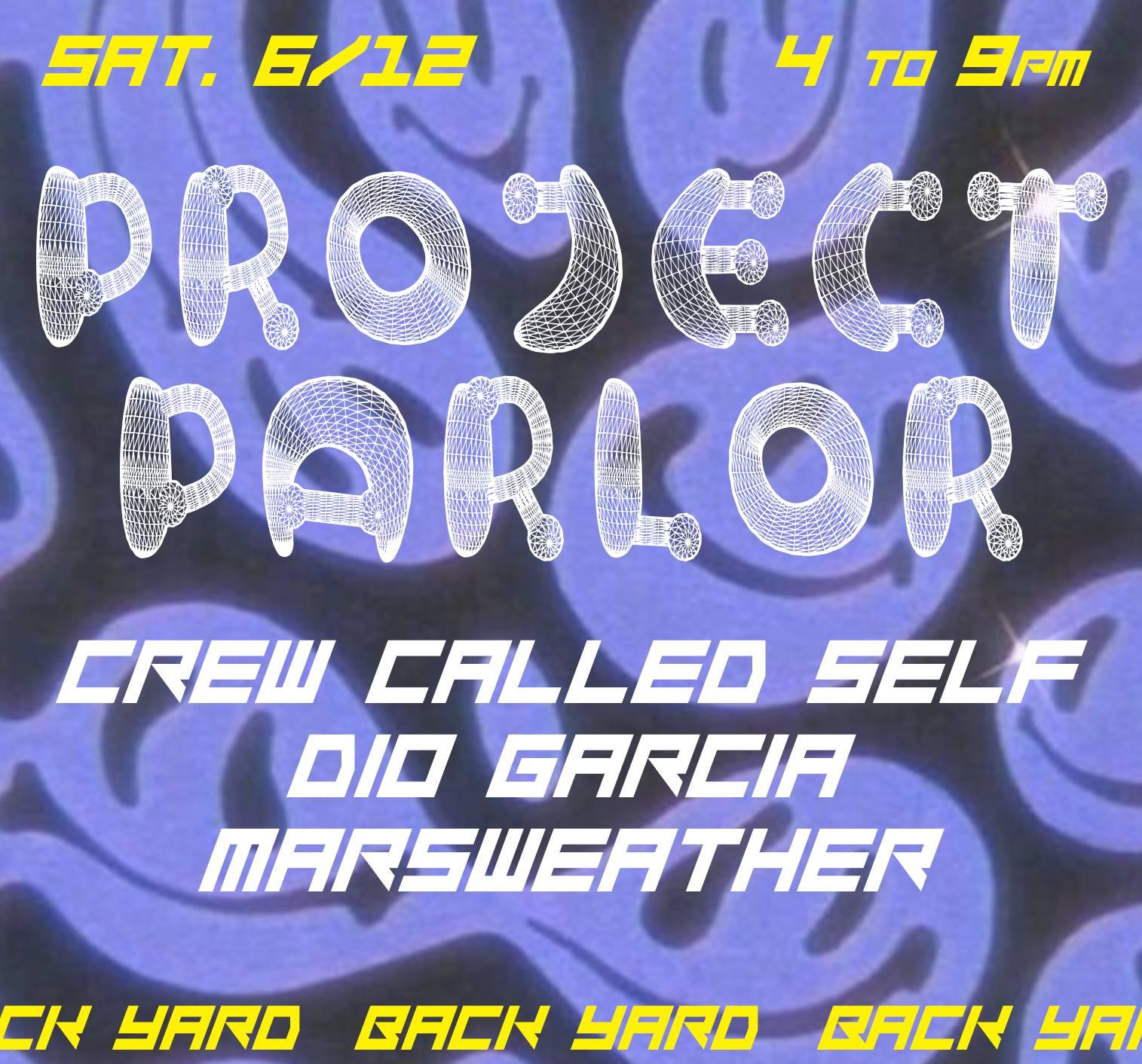 DJs Crew Called Self Dio Garcia Mars Weather