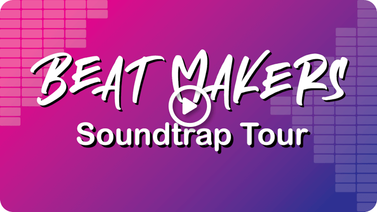Tour of Soundtrap Beat Making software