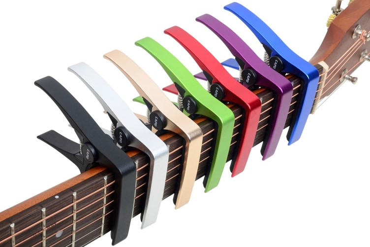 what is a guitar capo for and how to use it