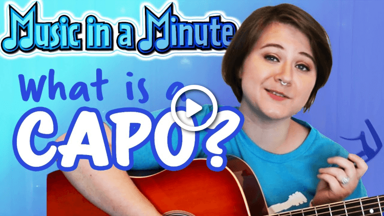 what is a guitar capo for