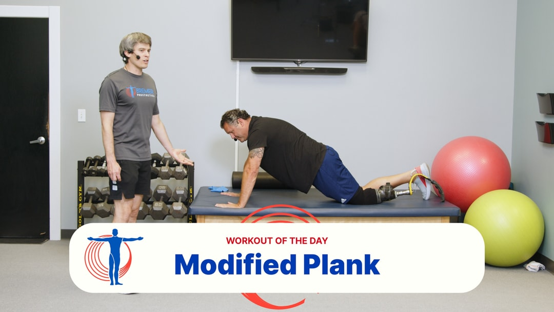 Plank and Modified Plank