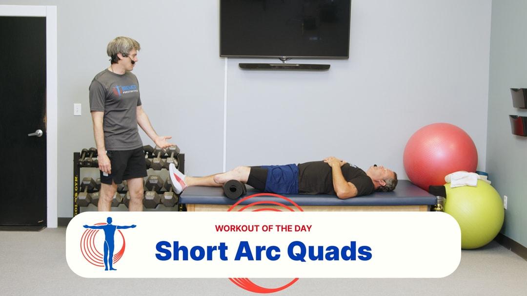 Short Arc Quads