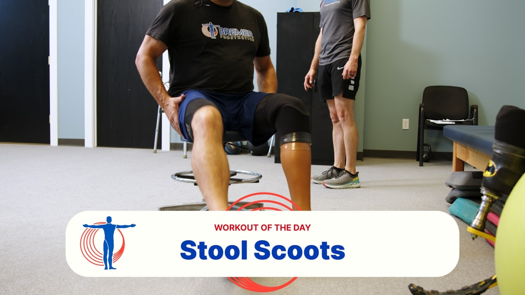Stool Scoots