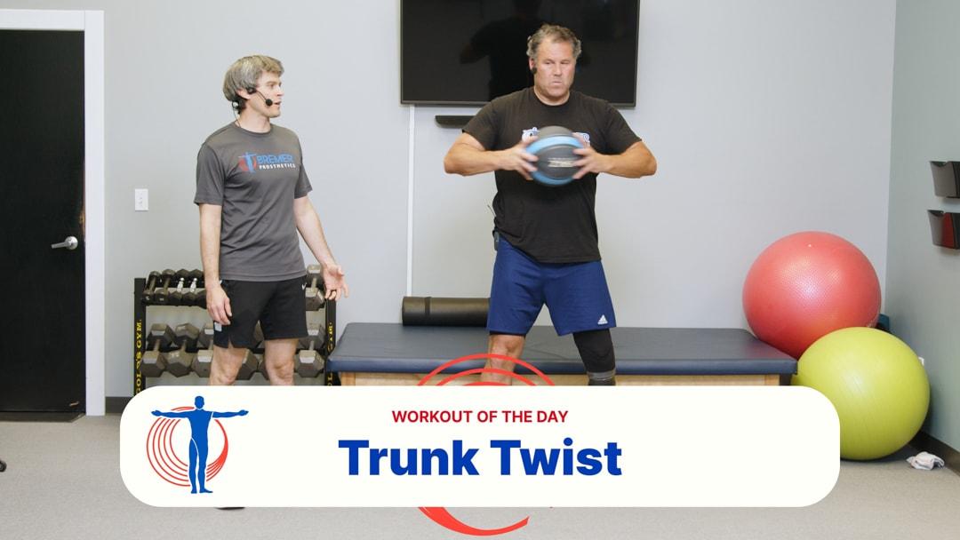 Trunk Twist