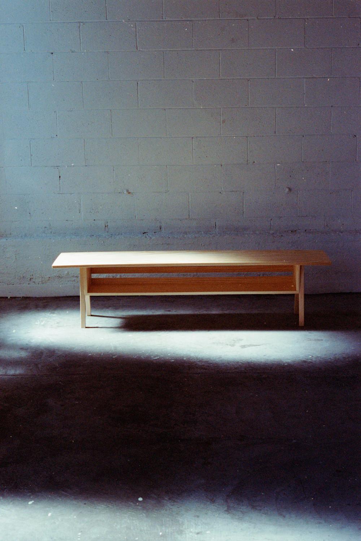 TV unit sitting in moody lighting