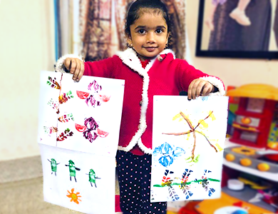 Little Master Kid Activity Drawing