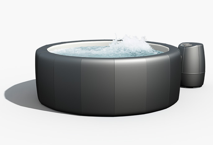 Portico Softub van Verandi