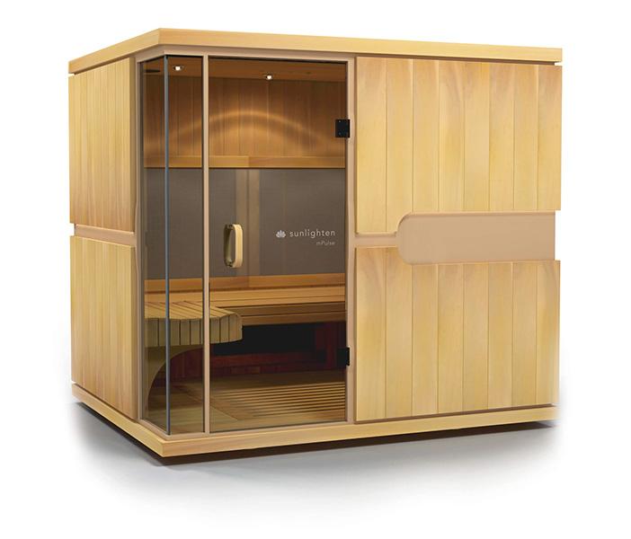 Empower sauna van Verandi