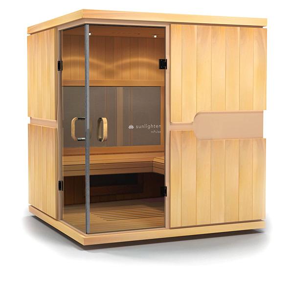 Discover sauna van Verandi