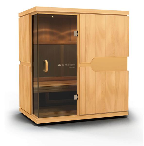 Conquer sauna van Verandi