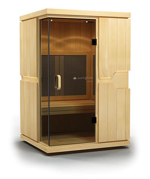 Believe sauna van Verandi