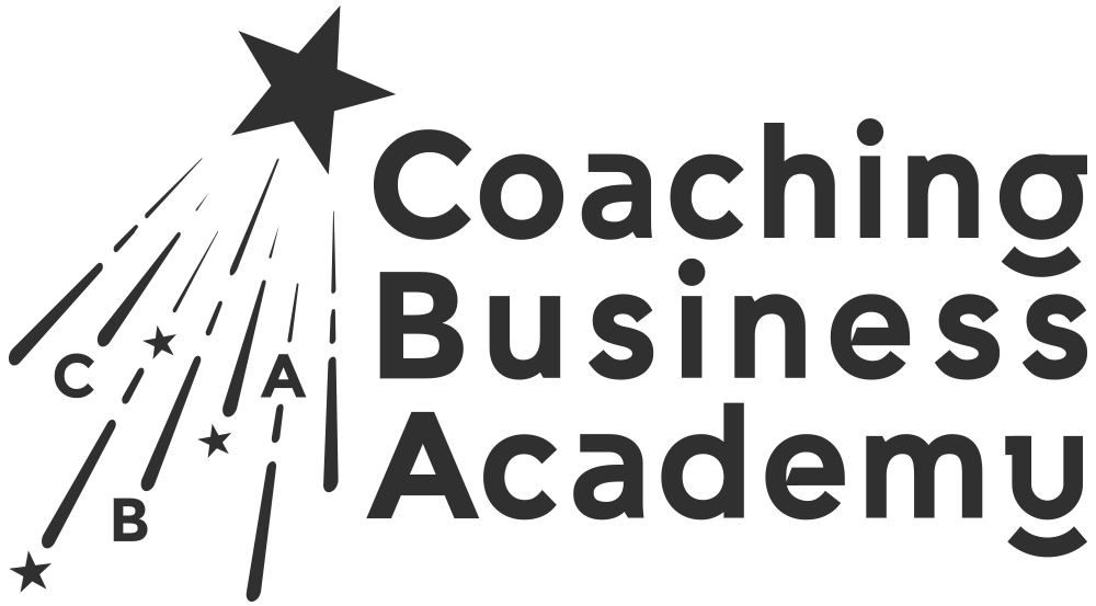 Logo Coaching Business Academy