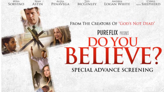 Do You Believe (2015)