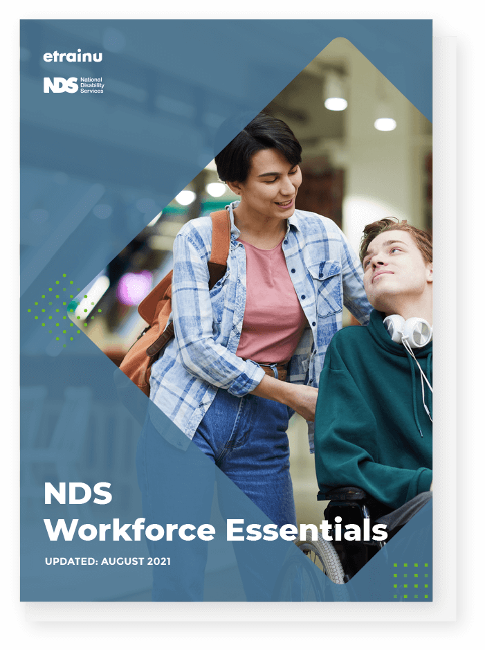 NDS Workforces Eseential course Library Brochure