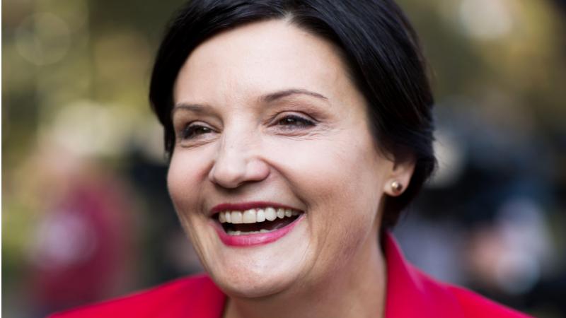 Meet Jodi McKay, NSW Leader of the Opposition