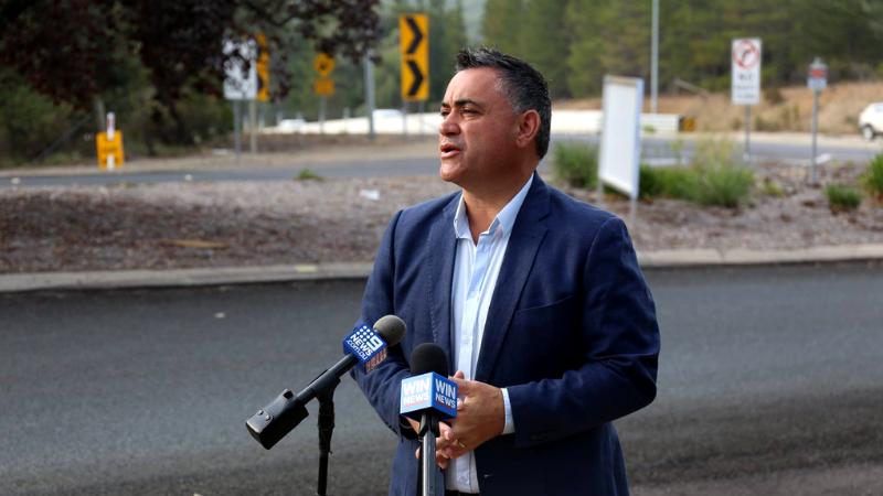 Meet John Barilaro, NSW Deputy Premier