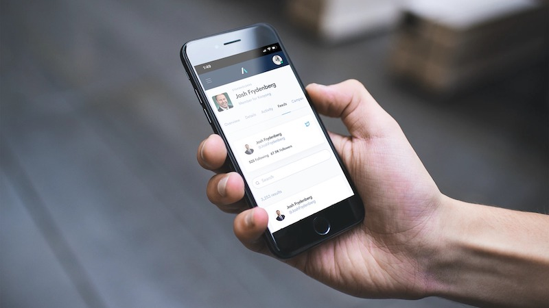 New: Save Time with Social Feeds and a new Mobile App