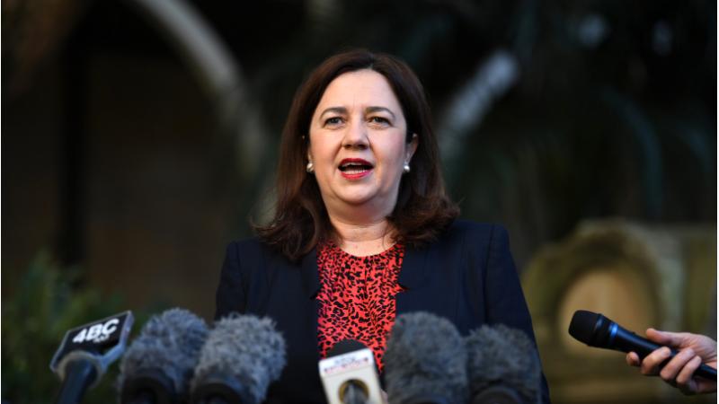 QLD Premier Annastacia Palaszczuk's 2020 Push