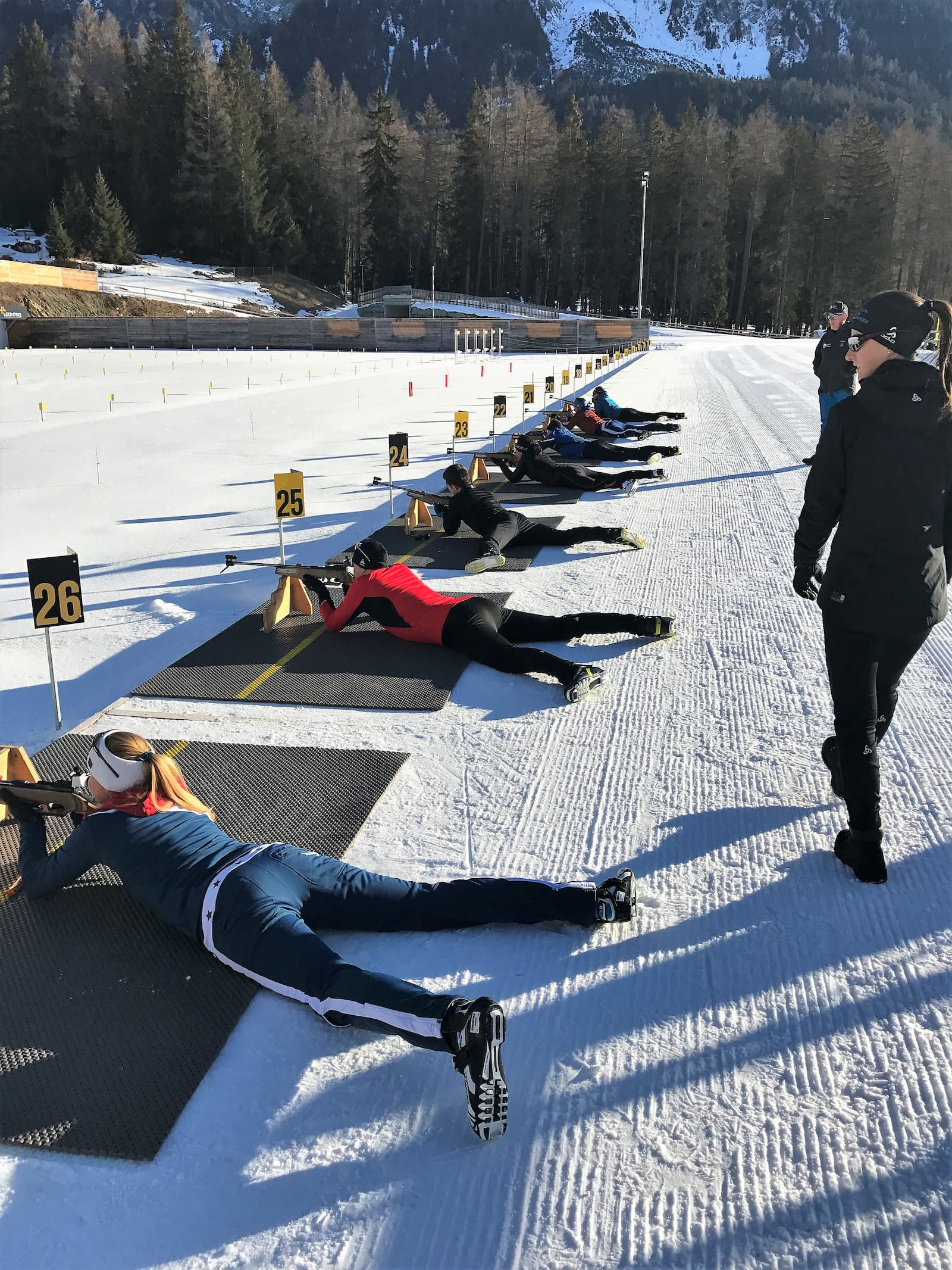 Biathlon Schnupper-Weekend