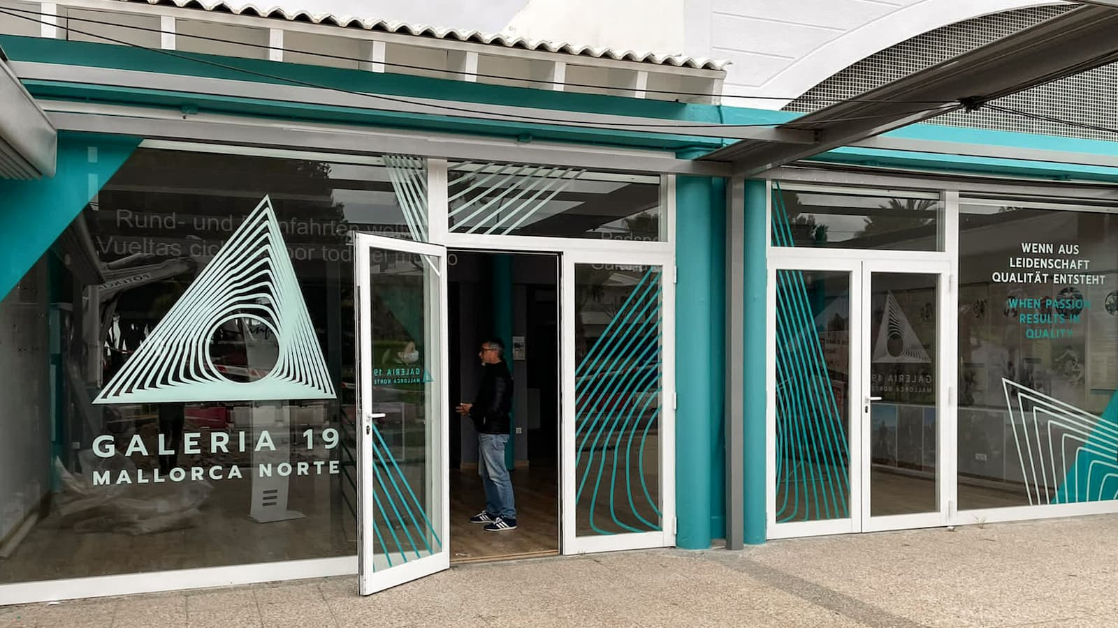Galeria 19 Mallorca Norte Ladenlokal