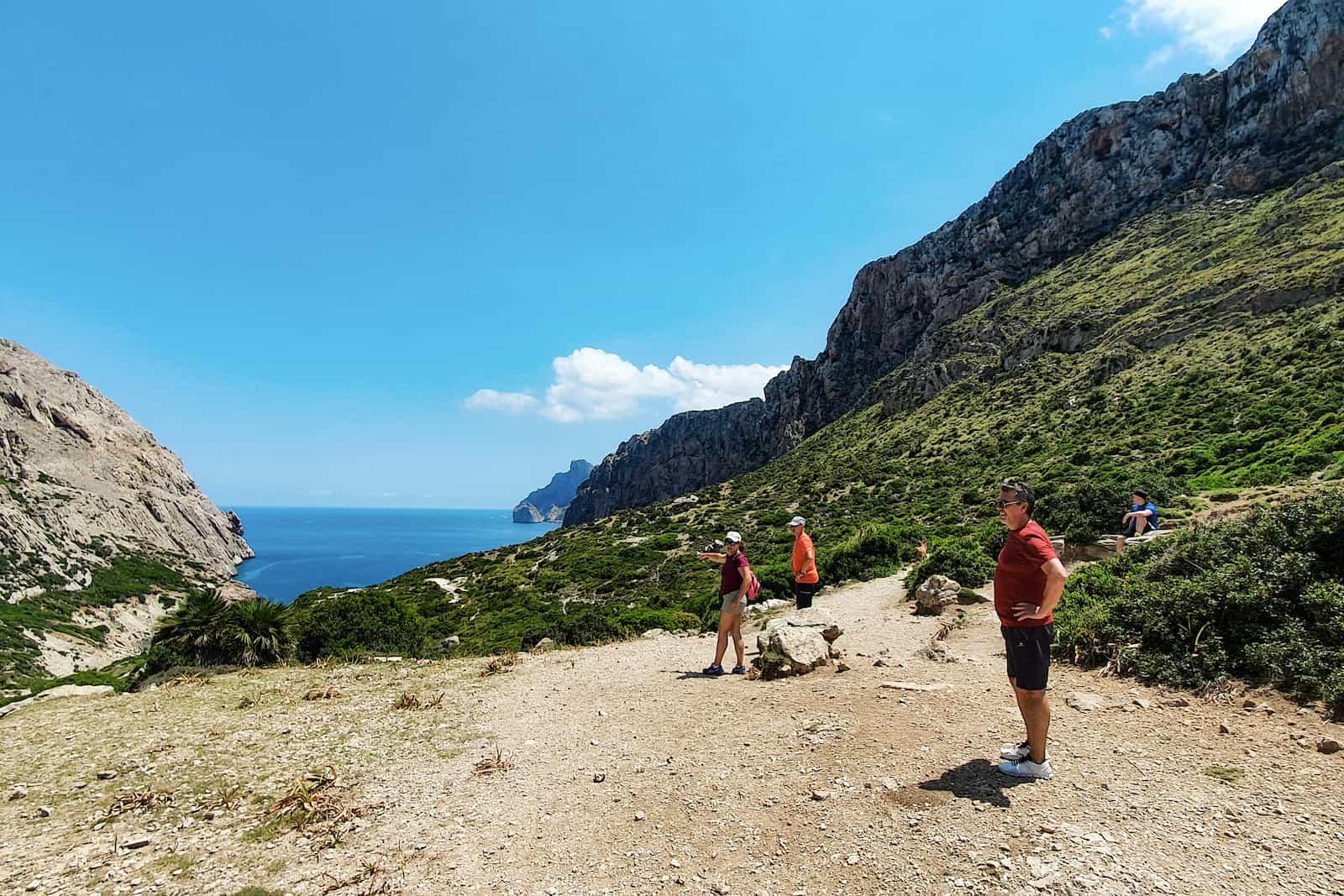 Galeria 19 Mallorca Norte Wandern