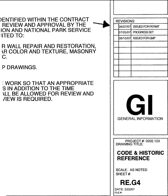 General Notes For Commercial Construction