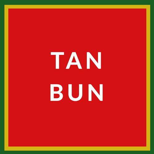 Suriname flag reading Tan Bun