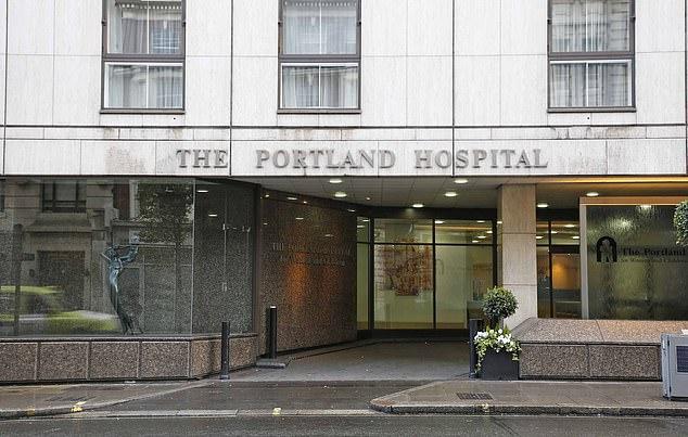 the portland hospital london