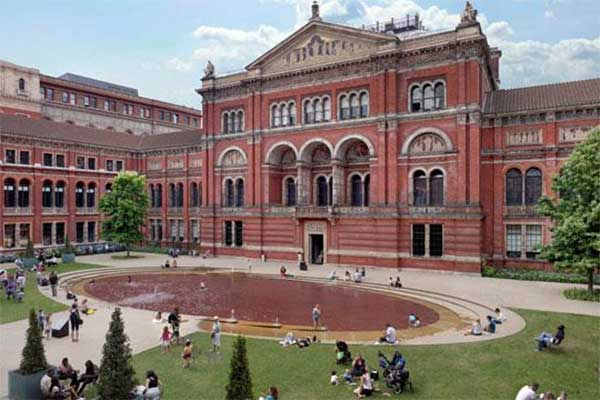 The V&A Museum of Art and Design
