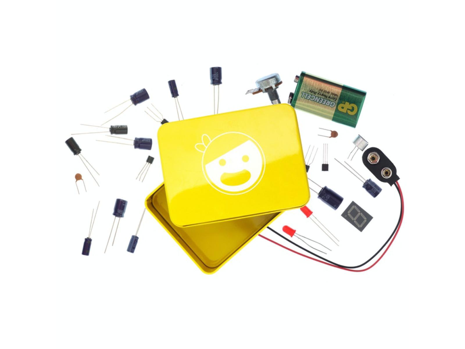Pirates Electronics