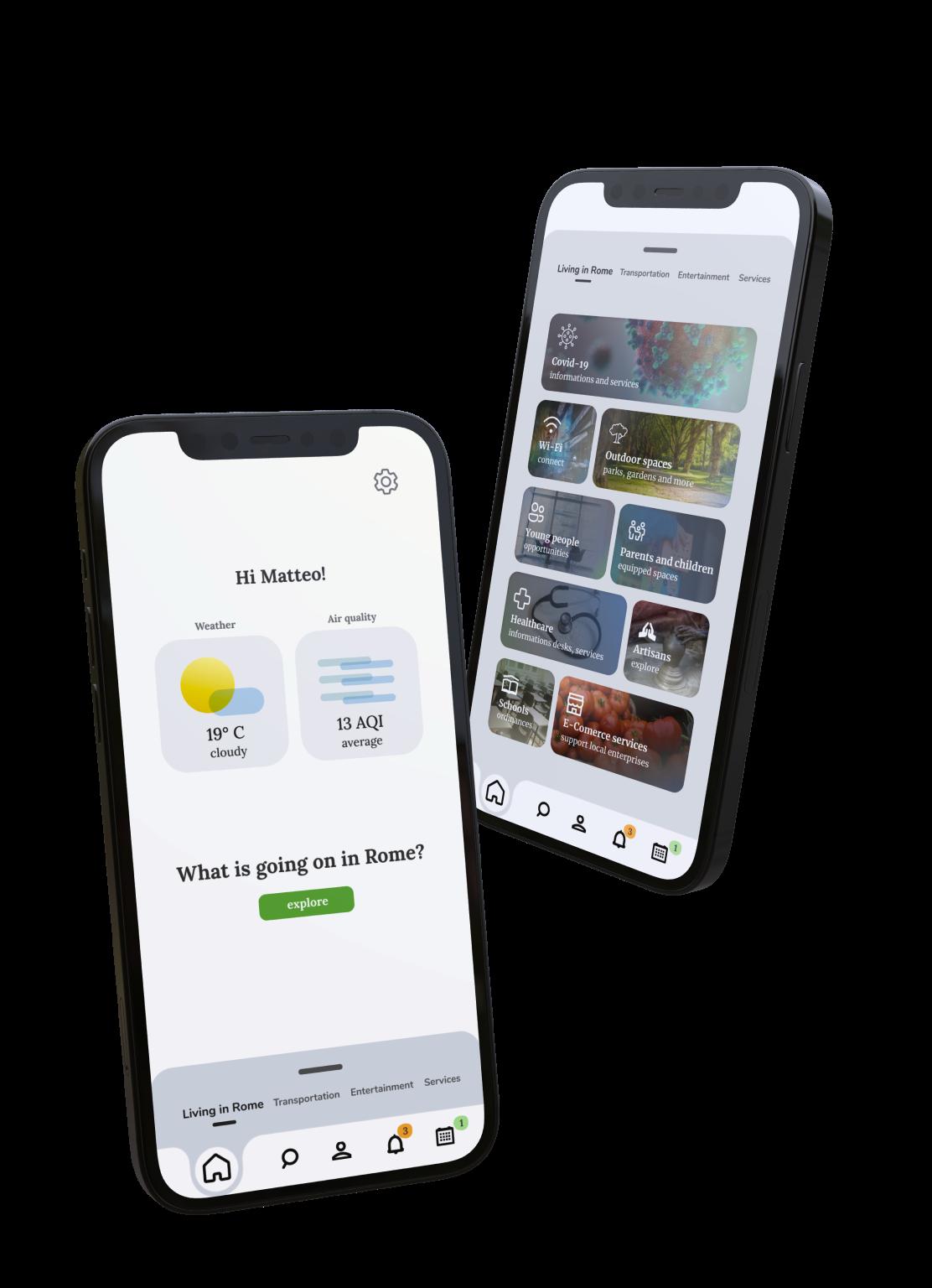 urbanvision mobile app
