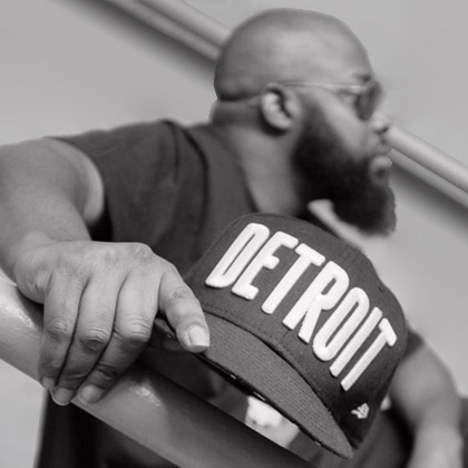 Active since the mid-'90s, Detroit rapper Guilty Simpson became a fixture of his scene, putting in years of work and earning the respect of both street emcees and experimental beatmakers.