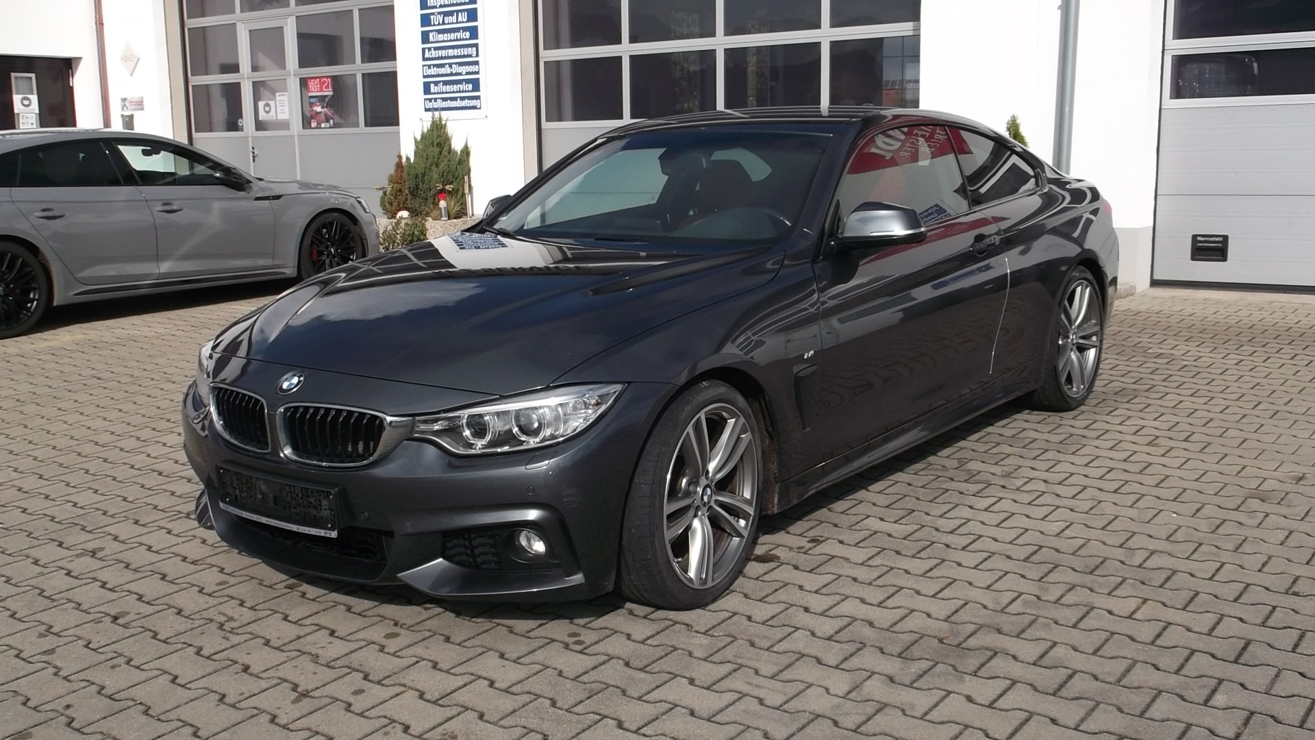 BMW 430 D  Coupe