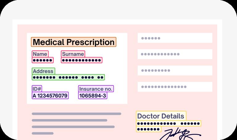 Scanned Medical prescription