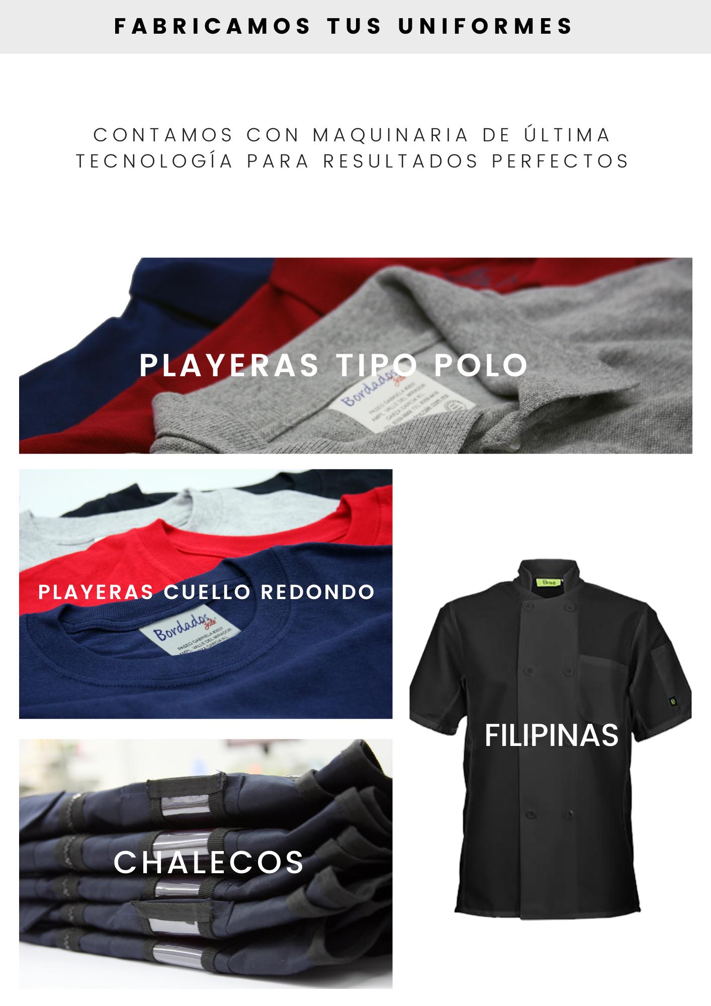 Fabricamos tus uniformes