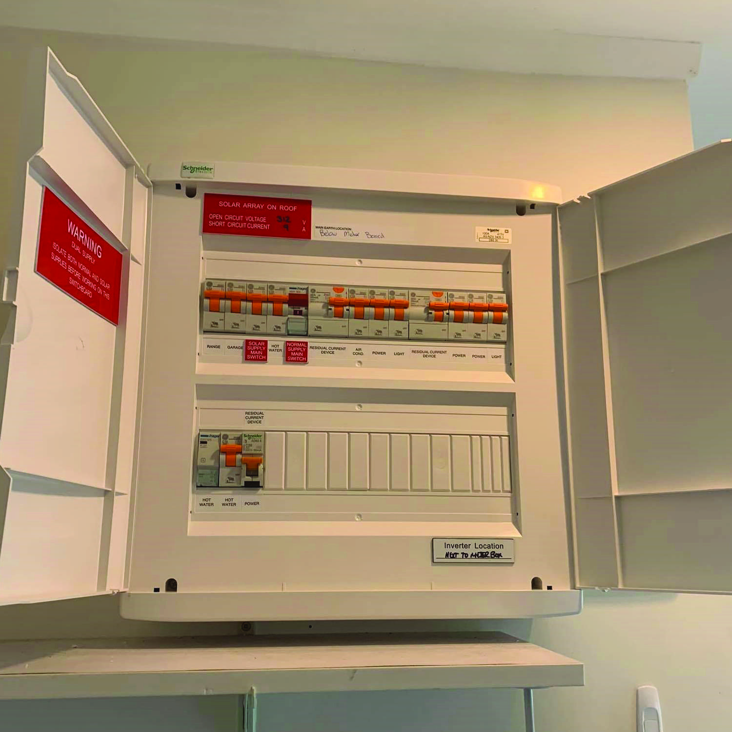 Switchboard Upgrades & Free Safety Checks