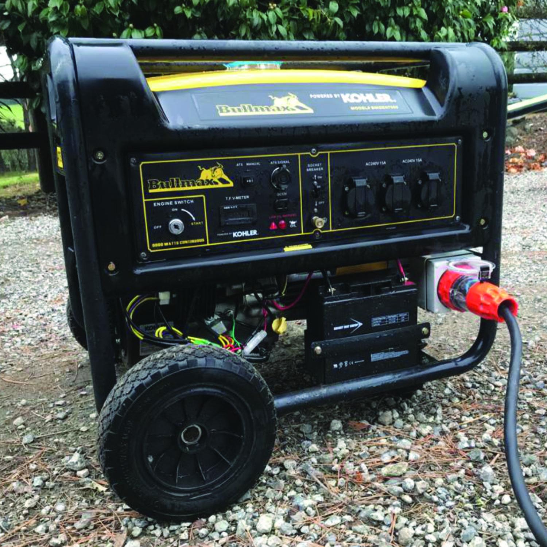 Generator Installs