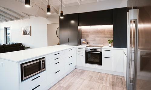 alex home with vinyl flooring
