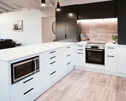 vinyl kitchen